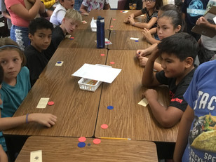 Collaboration at Rolle Elementary School
