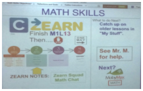 Personalized Learning and ZEARN