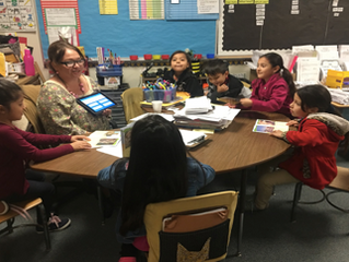 Reading Interventions and Personalized Learning at Roosevelt Elementary School