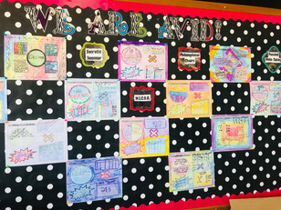 AVID One-Pagers at O.C. Johnson