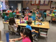 STEM Friday at Otondo Elementary School