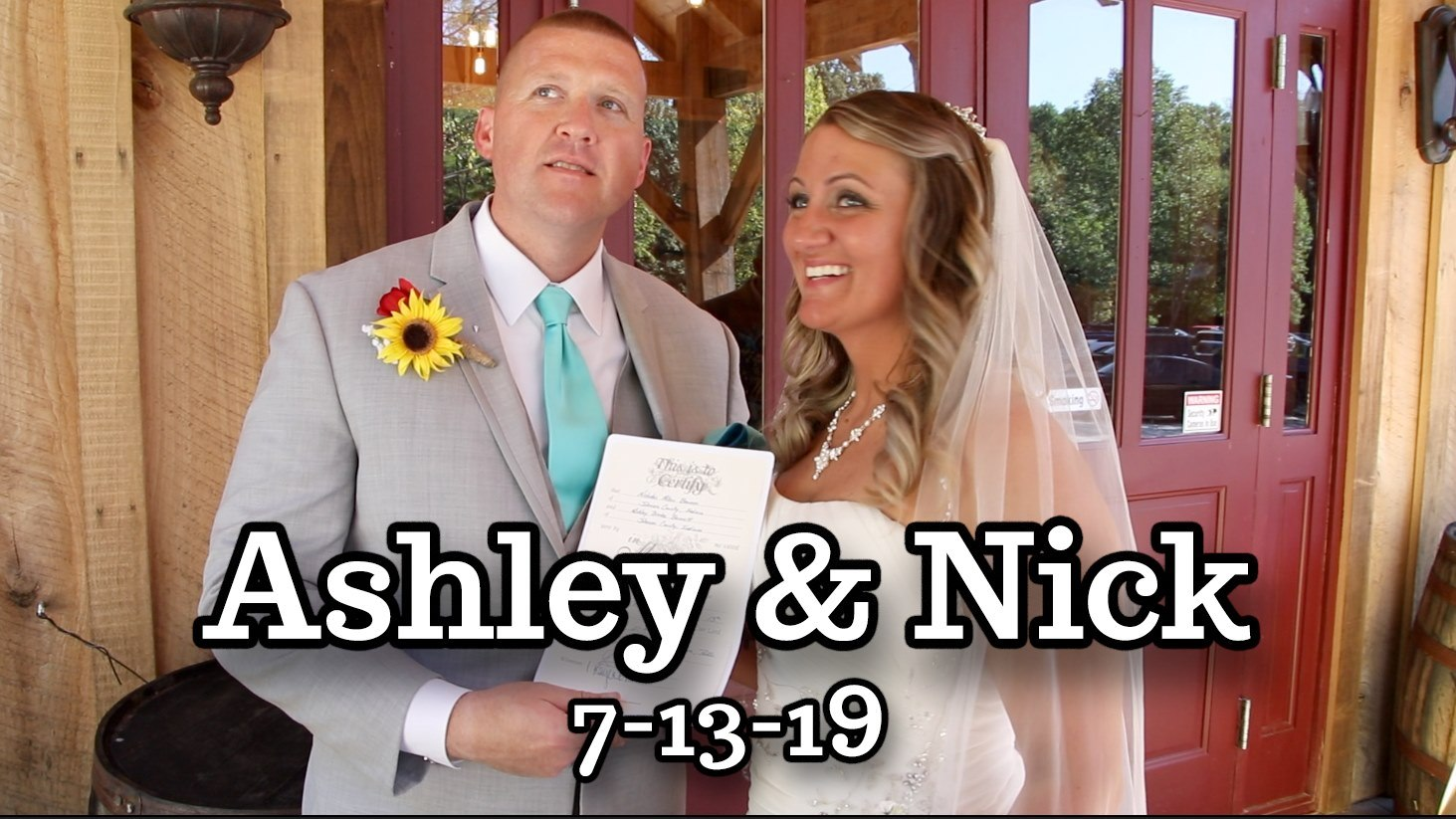 Ashley & Nick Highlights