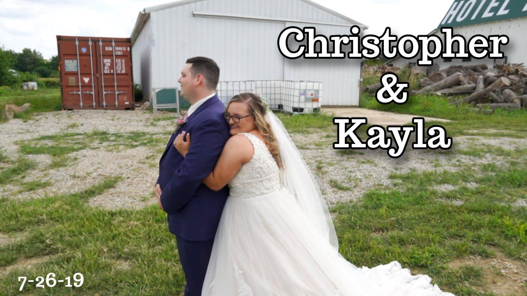 Christopher & Kayla Highlights