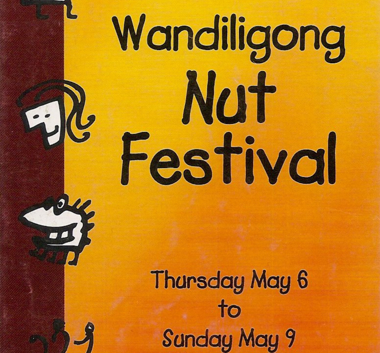 Wandi nut Festival Festival 2004 Program