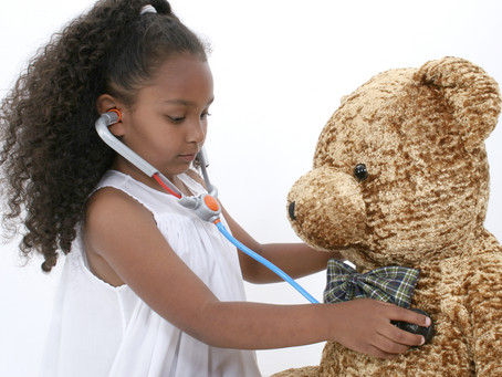 A 3-year-old told me to be a doctor… Should I?