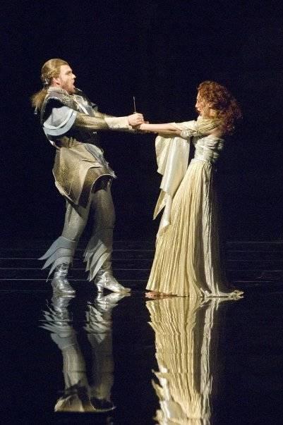 Don Ottavio & Donna Anna, Act I