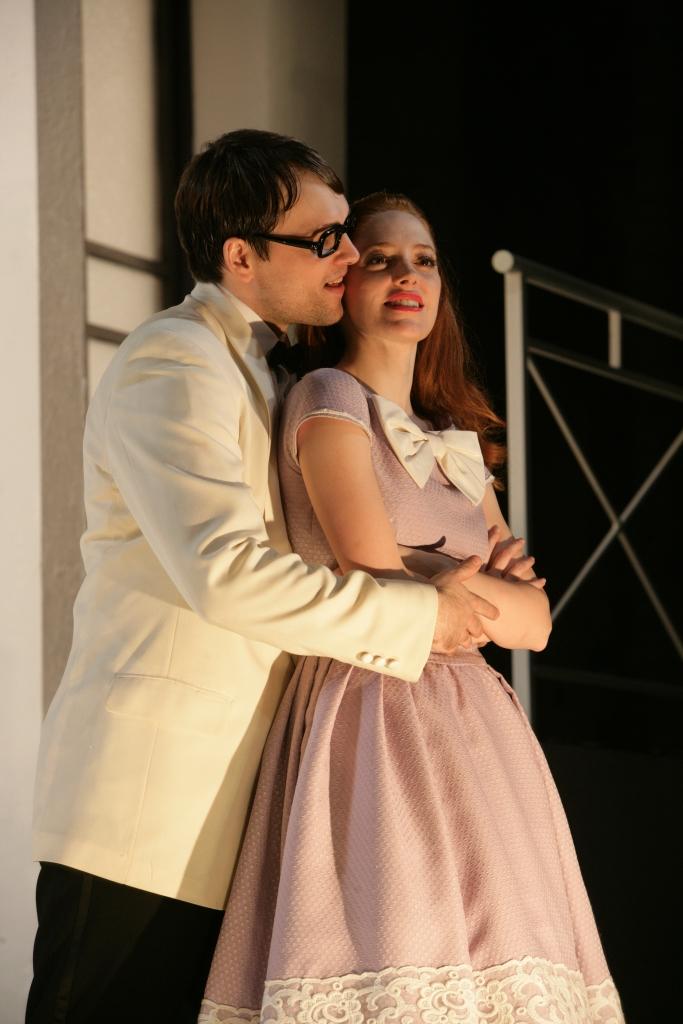 Florville (Alek Shrader) & Sofia