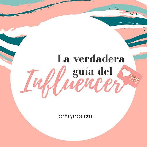 La Verdadera Guía del influencer Webinar