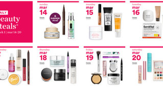 21 days of ULTA BEAUTY