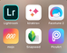 My Favorite apps to edit pictures!