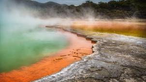 Geothermal Wonderland!