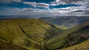 A trip up Aran Fawddwy, Snowdonia