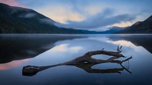 A cold start at Lake Rotoroa!