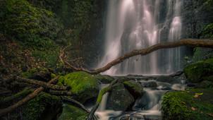 Matai Falls, The Catlins