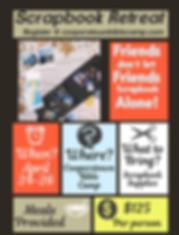Scrap-booking Retreat 2020 Poster.png