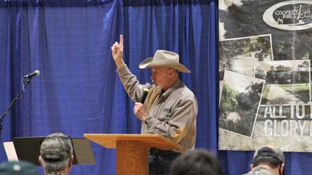 Speaker Grant Adkisson