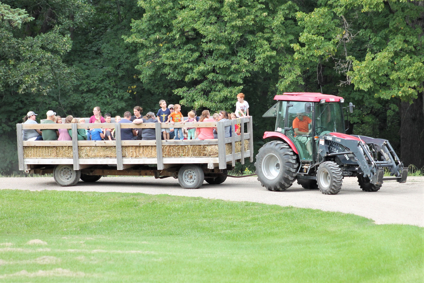 Family Camp 2019 - Hayride