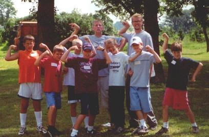 Nick Chris and Boys