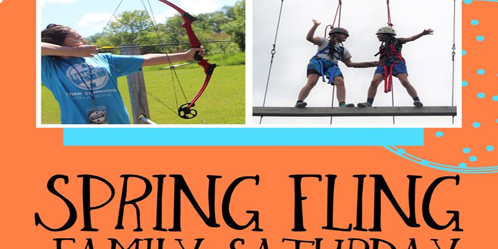 Spring Fling Family Saturday