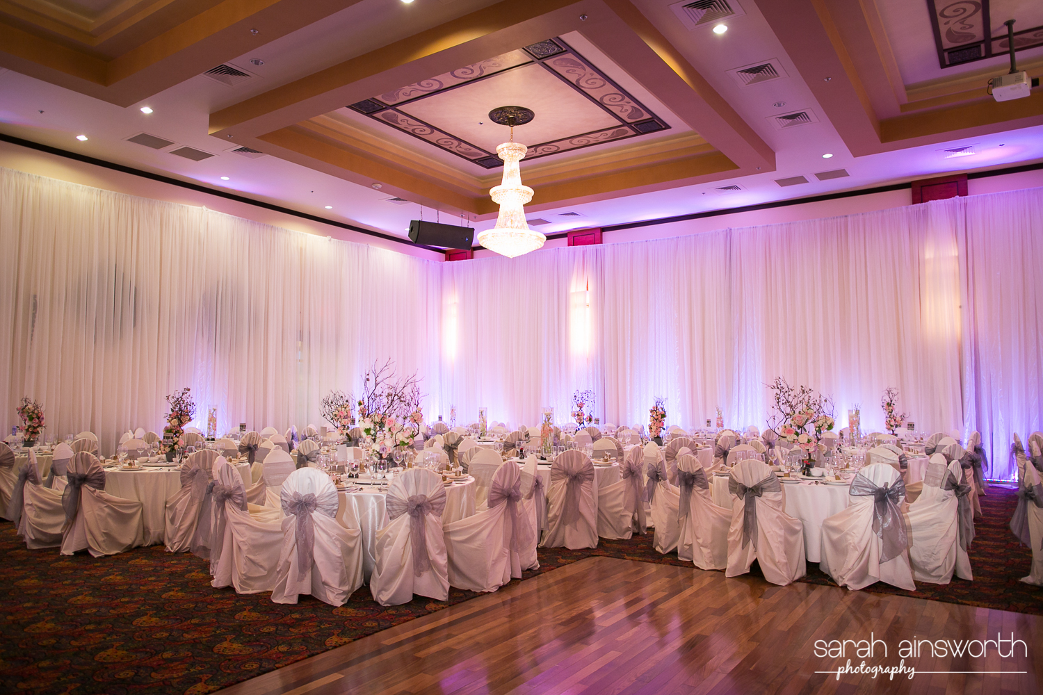 Lambo Ballroom Houston Wedding