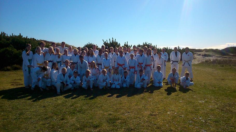 Bededagslejr, Aalborg Karate Skole