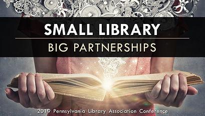Small Libraries Big Partnerships PaLA 14