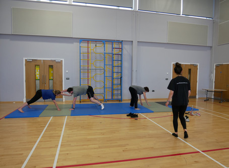 Northstowe Fitness Course