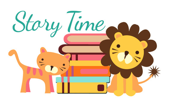 Returning September 16th!  Join Miss Stephanie for stories every Thursday at 10 am!