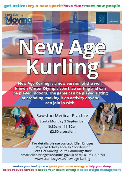 New Age Kurling Flyer