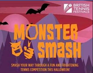 Monster Smash event at Longstanton Tennis Club