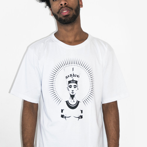 Camisa Nefertite Branca 04b48c9a50c