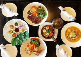 The new age of The authentic Thai Cuisin