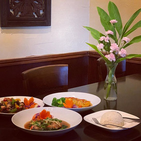 Welcome to Lemongrass Thai Eatery. Our a
