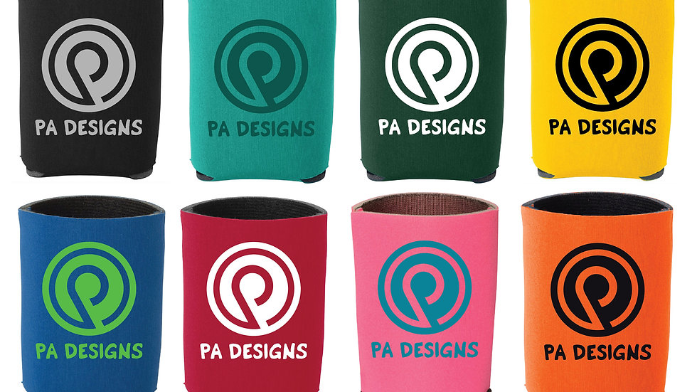 PA Designs Koozies