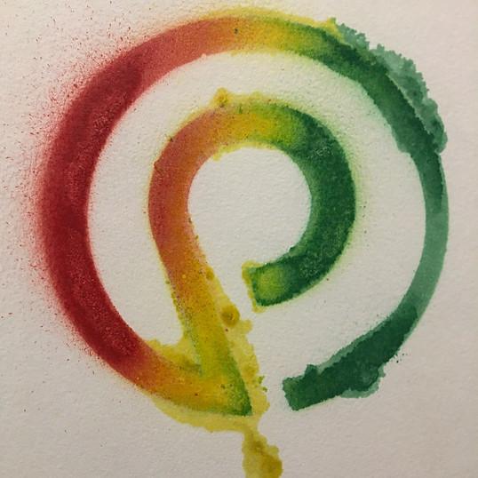 Spray Painted Logo