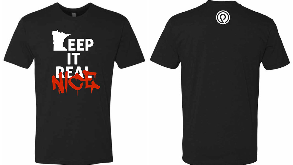 Keep It Real T-shirt