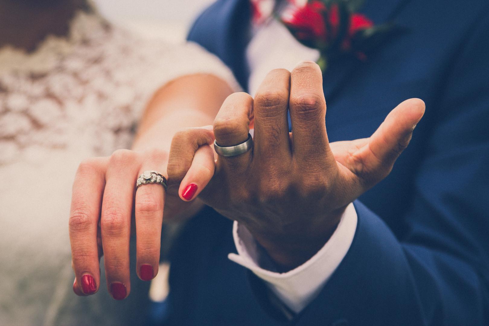 Wedding Ring Love Together