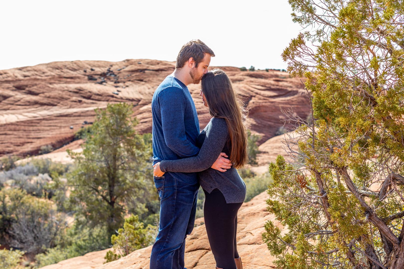 Snow Canyon Wedding Venue