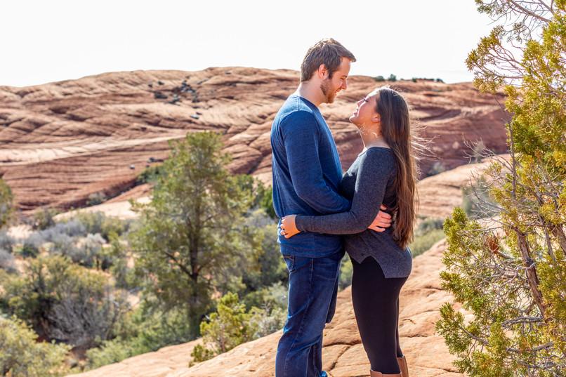 Petrified Dunes Snow Canyon Southern Utah Wedding Venue