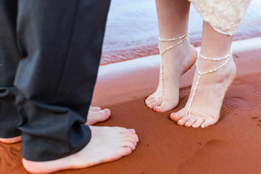 Toes in the Sand Wedding Venue