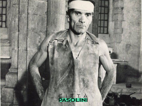 Vicissitudini di un povero regista: Pasolini diventa Giotto. Testimonio dal set del Decameron (1970)