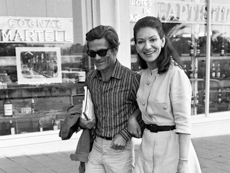 Pasolini e Maria Callas: un affetto più grande di qualsiasi amore
