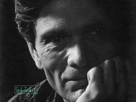 Tête-a-tête avec Pier Paolo Pasolini. Un'intervista del 1970.