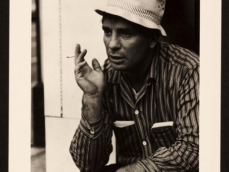 """Kerouac proposto per il ruolo di Cristo nel """"Vangelo"""" pasoliniano"""