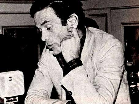 Siamo tutti in pericolo. Ultima intervista di Pier Paolo Pasolini, 1 novembre 1975