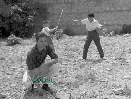 Intervista a Pier Paolo Pasolini (1965). Ferdinando Camon,  Il mestiere di scrittore.