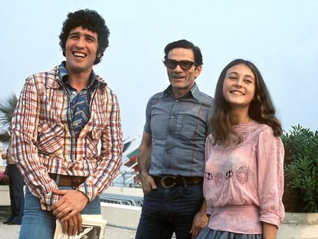 """Pasolini presenta a Cannes """"Il fiore delle Mille e una notte"""" (1974)"""