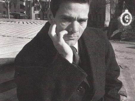 Caro uomo medio. Pier Paolo Pasolini (1970)