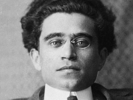 """Antonio Gramsci """"Odio il capodanno"""" (1916) Avanti!"""