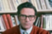 Pier Paolo Pasolini a casa sua © Marka, 1963